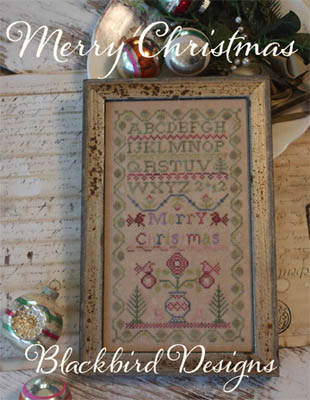 Christmas Sampler Series - Merry Christmas