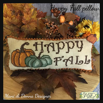 Happy Fall Pillow
