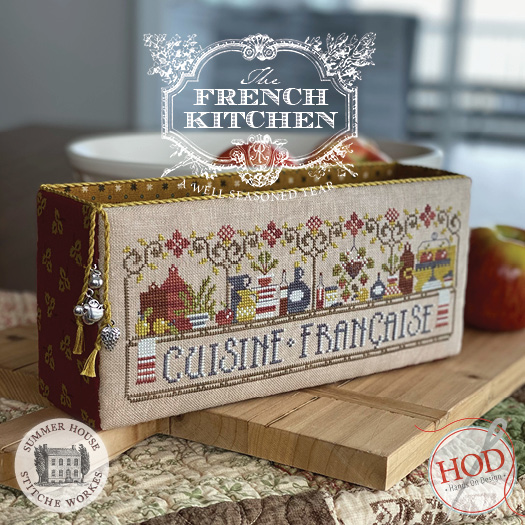 THE FRENCH KITCHEN: CUISINE FRANCAISE