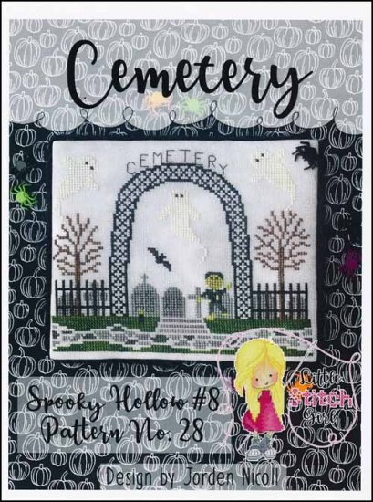Spooky Hollow 8: Cemetery