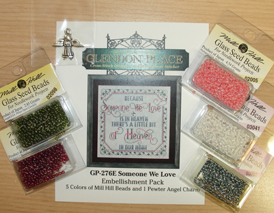 Someone We Love Embellishment Pack