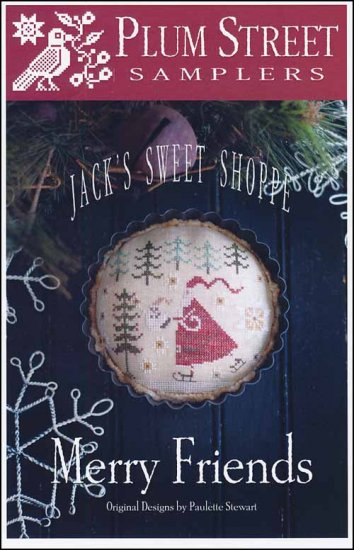 Jack's Sweet Shoppe: Merry Friends