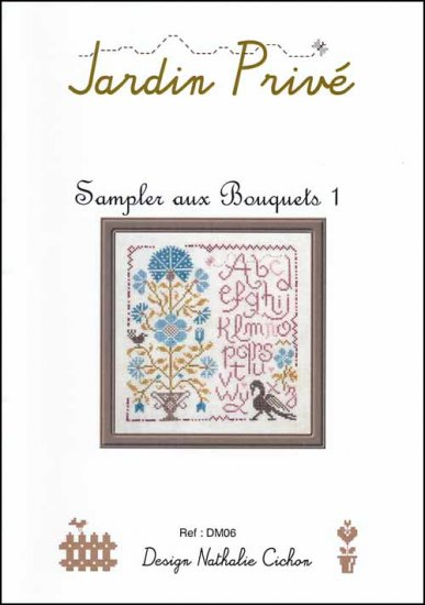 Sampler Aux Bouquets Part 1