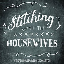 Stitching with the Housewives