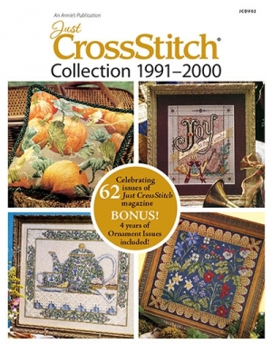 The Just CrossStitch 1991-2000 Collection DVD