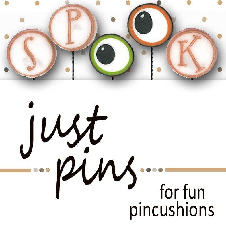Just Pins - S is for Spook