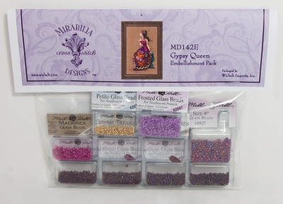 The Gypsy Queen Embellishment Pack