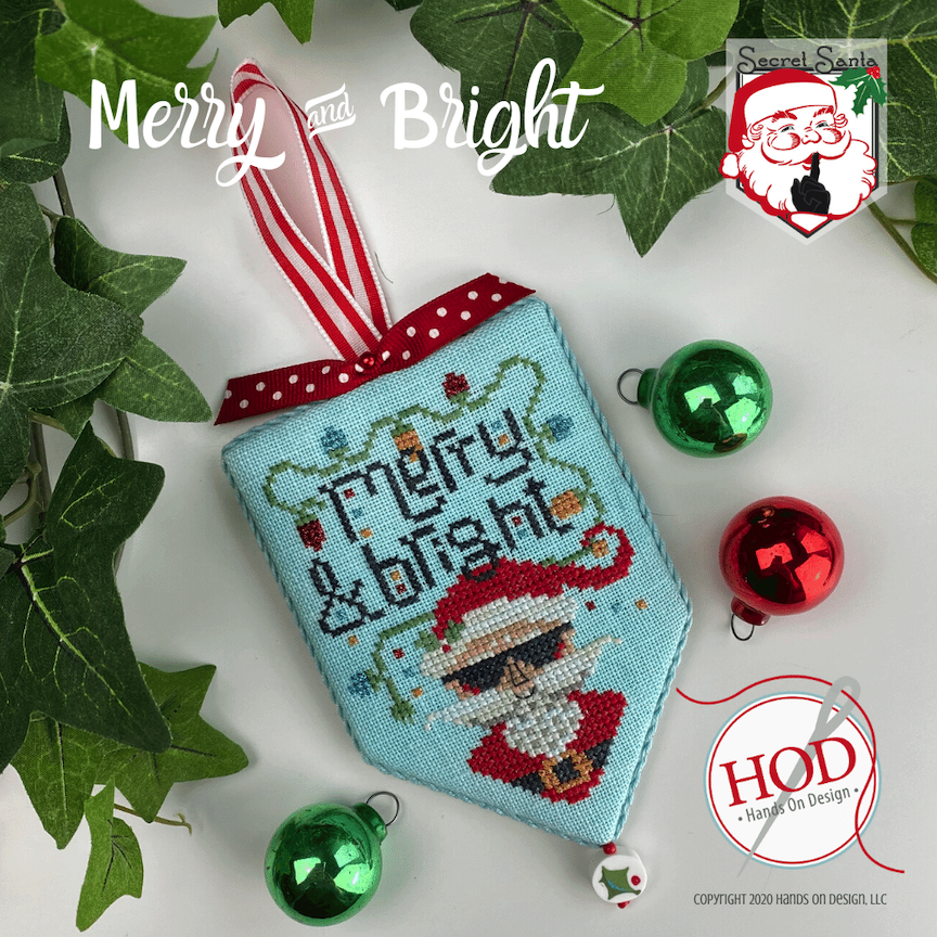 Secret Santa - Merry & Bright