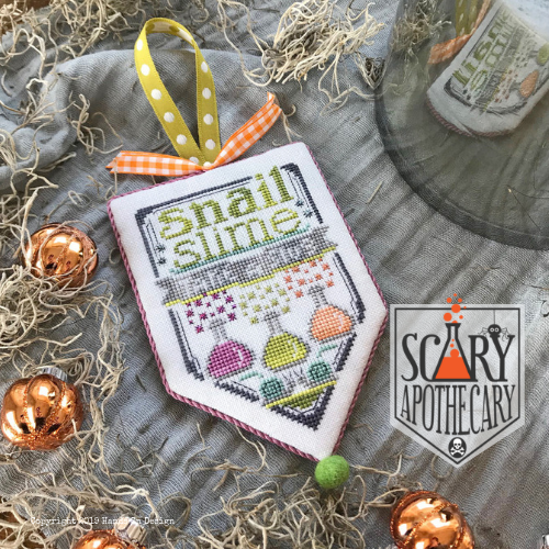 Scary Apothecary - Snail Slime