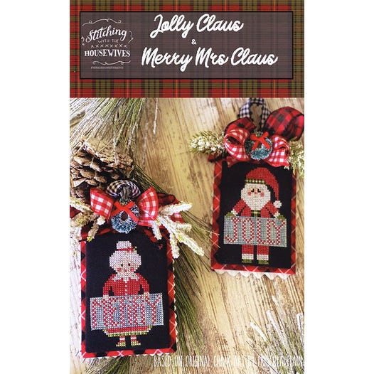 Jolly Claus & Merry Mrs Claus
